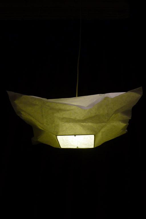 Lampe page 2 f esmaison - Lampadaire papier ikea ...