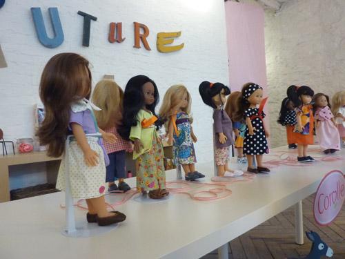 On a test pour vous la petite maison de couture corolle for Ayzel maison de couture