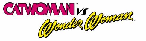 Wonder woman vs Catwoman  Des super héroïnes chez André