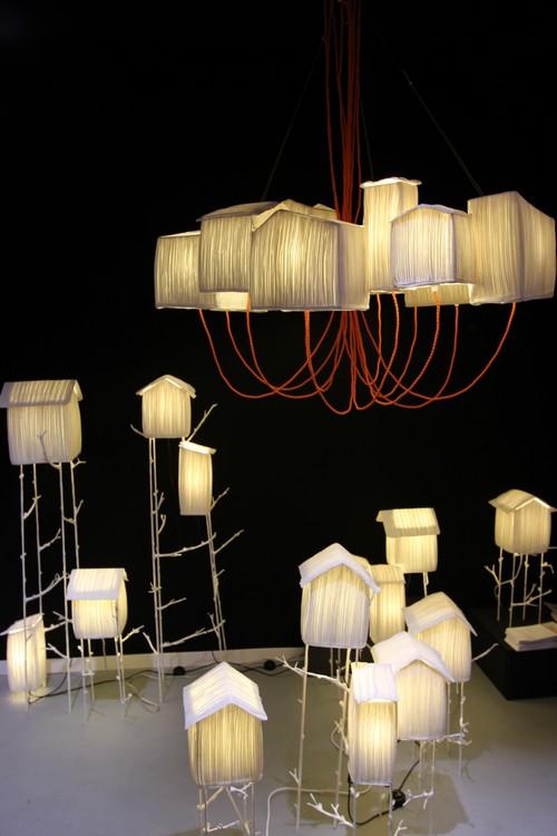 lustre papier dekoration mode fashion. Black Bedroom Furniture Sets. Home Design Ideas