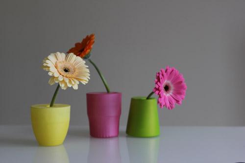 diy des vases ballons f esmaison. Black Bedroom Furniture Sets. Home Design Ideas
