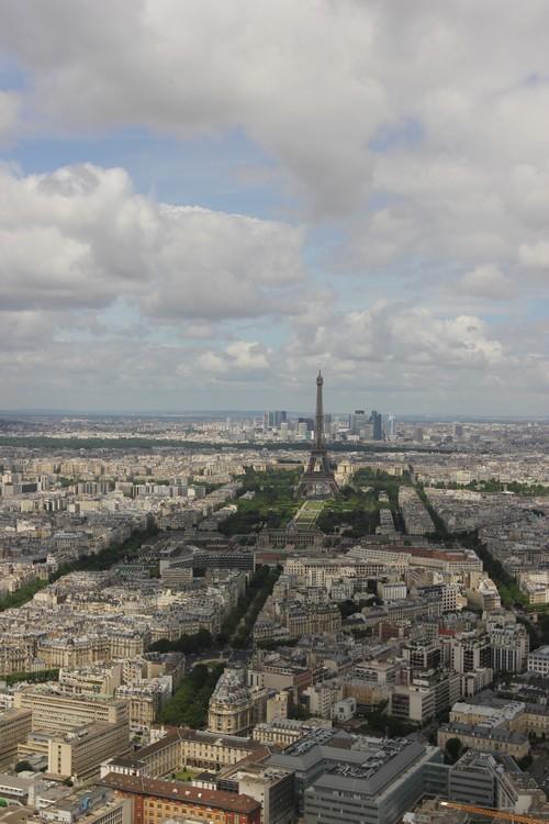 O D Ner Avec La Plus Belle Vue De Paris Le Ciel De