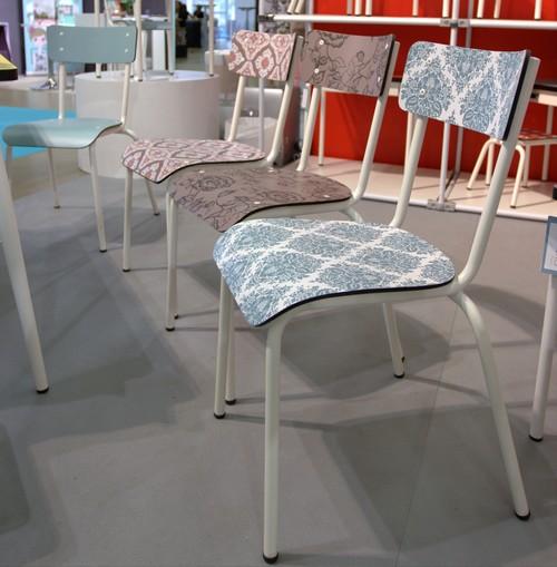 les gambettes quand le mobilier flirte avec la mode f esmaison. Black Bedroom Furniture Sets. Home Design Ideas