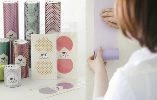 masking tape f esmaison. Black Bedroom Furniture Sets. Home Design Ideas