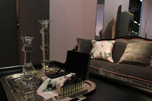 une touche fifties dans le textile f esmaison. Black Bedroom Furniture Sets. Home Design Ideas