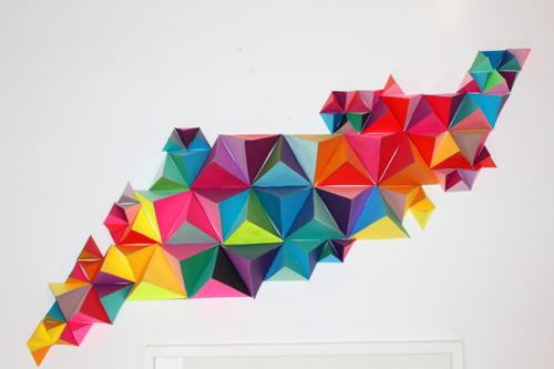 Häufig DIY une sculpture géométrique 3D – Féesmaison AS24