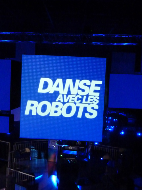 futuroscope danse avec les robots martin solveig 4. Black Bedroom Furniture Sets. Home Design Ideas