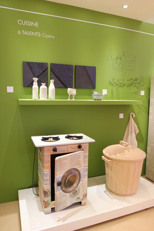 Bienvenue l appartement maison objets 2013 f esmaison for Ateliers de cuisine de la maison arabe
