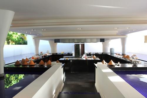 Restaurant flamboyant so mauritius sofitel ile maurice for Cuisine ouverte restaurant
