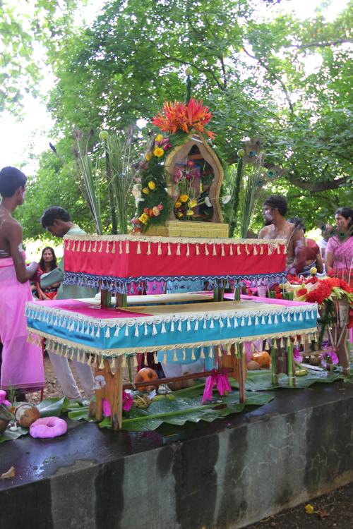 A Lle Maurice Jai Ft Le Thaipoosam Cavadee