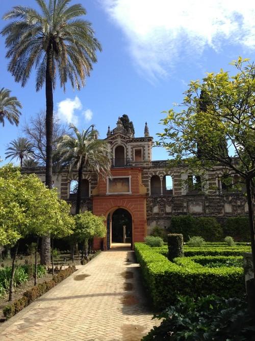 Alcázar_de_Sevilla-Seville-Palais-Jardin-Spain-Garden
