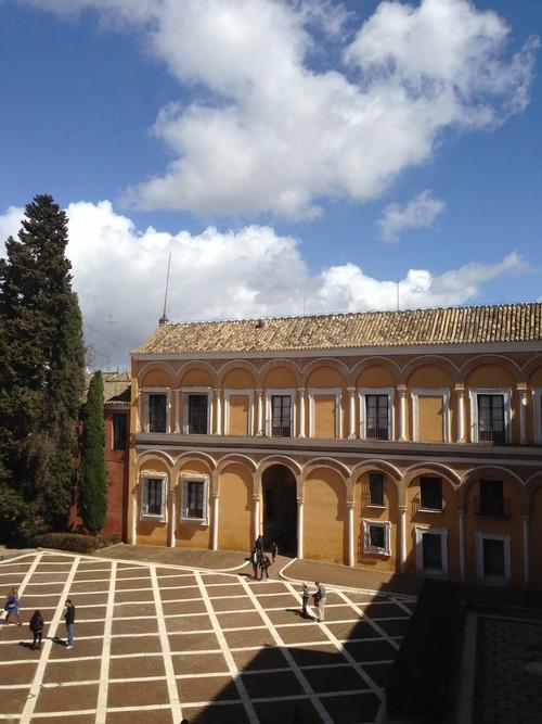 Alcázar_de_Sevilla-Seville-Palais-Jardin-Spain-cours