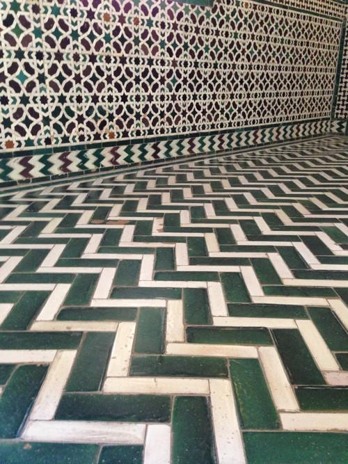 Alcázar_de_Sevilla-Seville-Palais-Jardin-Spain-mosaïque-azulejos