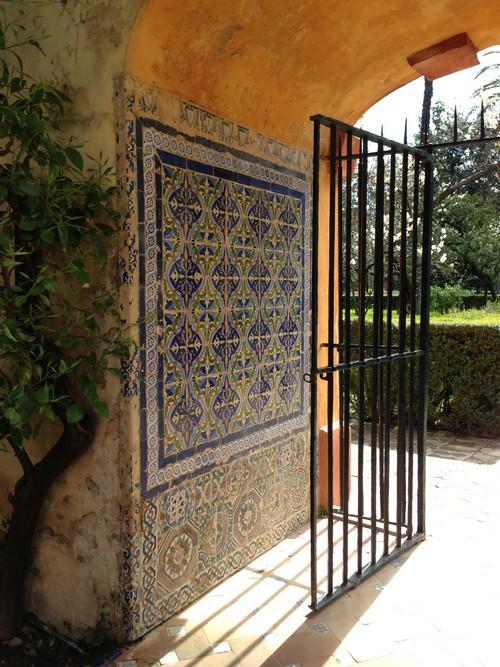 Alcázar_de_Sevilla-Seville-Palais-Jardin-Spain-porte