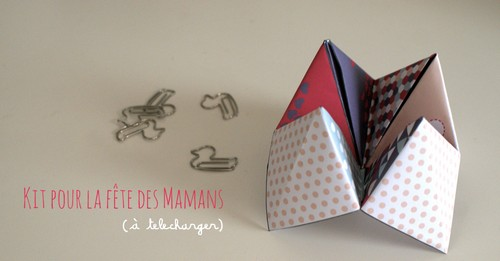 diy de jolies cartes pour la f te des m res f esmaison. Black Bedroom Furniture Sets. Home Design Ideas