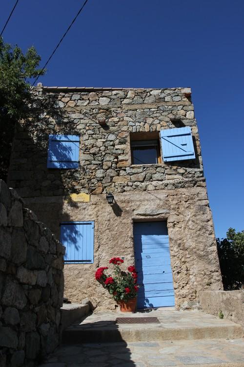Corse f esmaison - Maison de village corse ...