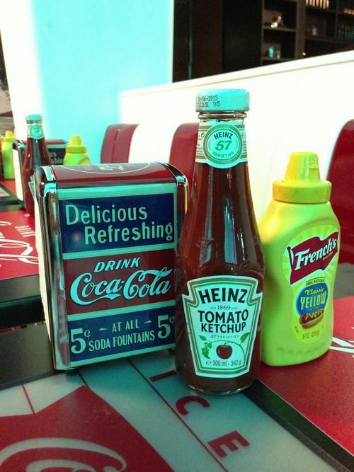 Aeroville Terminal Cook Cadillac Johnny B Good Diner