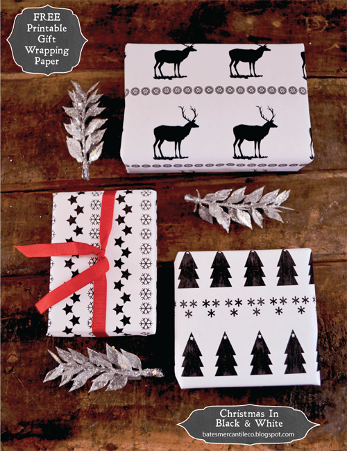 christmas-in-black-and-white-free-printable-paper-wrapping-diy copie