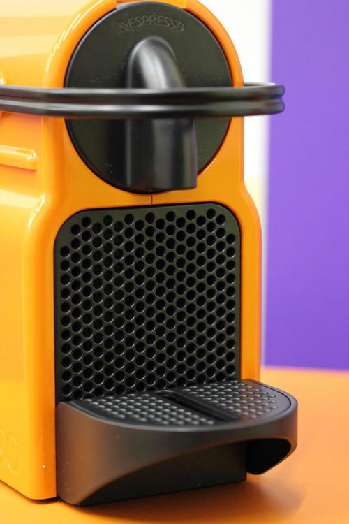 Nespresso présente Inissia la coffee machine à moins de 100