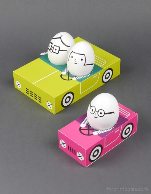 DIY-easter-egg-how-to-craft-Paques-Ostern-Papertoys-easter-craft-egg-people-car-voiture