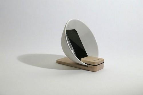 Amplifier_dock-Smartphone-Design-DIY