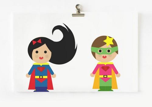 DIY-Carte_mother_day-fete_des_meres_super_heros