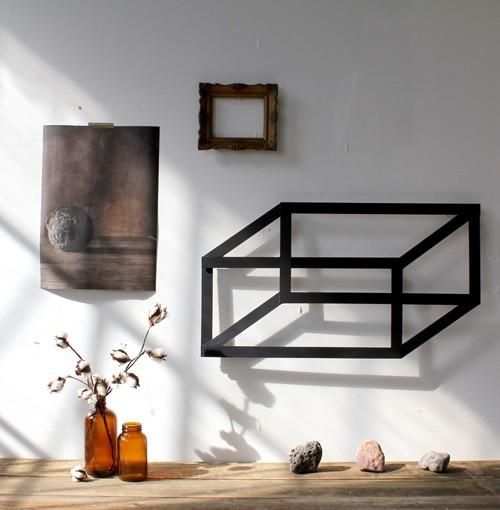 DIY-Dimensional_Geometric_wall_art-deco-Forme_geometrique-decoration-murale