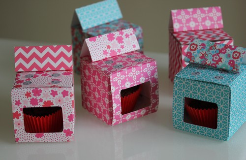 DIY-Oven-Cuisiniere-Retro-Paper_toys-Craft-Cupcake_box-Birthday-Party