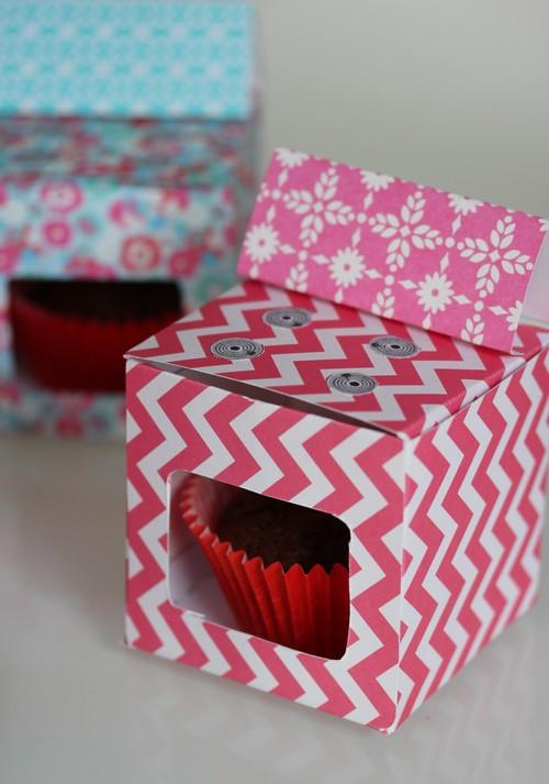 DIY-Oven-Cuisiniere-Retro-Paper_toys-Craft-Cupcake_box-Birthday-Party3