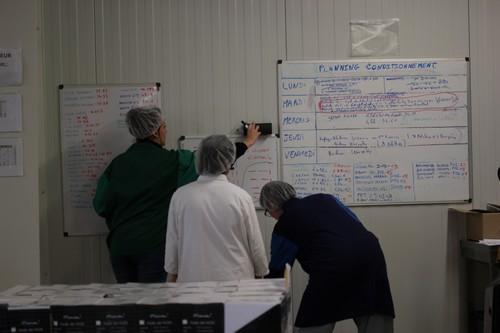 Huilerie-Croix_verte-France-La_Tourangelle-Factory-Carton-conditionnement.-ouvriersJPG