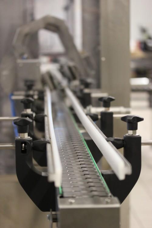 Huilerie-Croix_verte-France-La_Tourangelle-Factory-Chaine_de_conditionnement