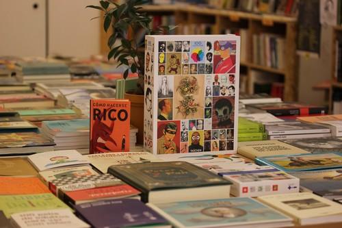 Bilbao-La_Vieja-Calle_dos_de_Mayo-Bizkaia-Librairie-librería-ANTI_Liburudenda-2