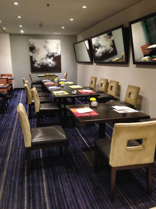 River Barge Restaurant Riverside Hotel Chatrium