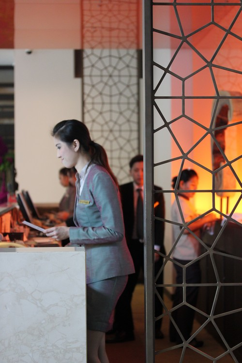 Chatrium_Riverside_Hotel-Bangkok-Thailand-Lobby