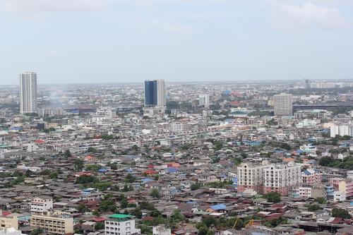 Chatrium_Riverside_Hotel-Bangkok-Thailand-room-view-city