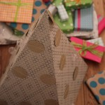 DIY Pyramidal Advent Calendar