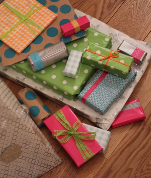 DIY_Advent_Calender-Wall_Paper-Pyramid-2014-Home_made-gift