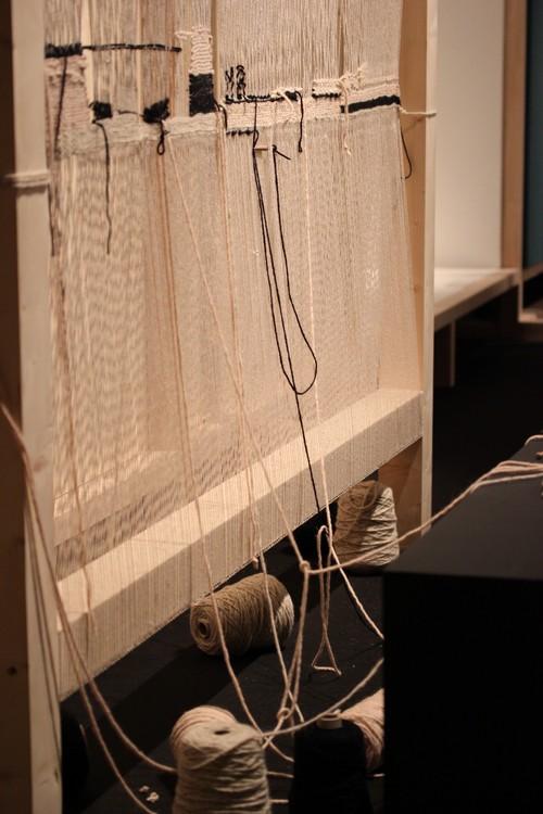 Maison_Et_Objet-Human_made-Elizabeth_Leriche-design-tendance-wool_weaving