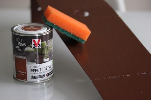 peinture effet rouille leroy merlin resine de protection pour peinture. Black Bedroom Furniture Sets. Home Design Ideas