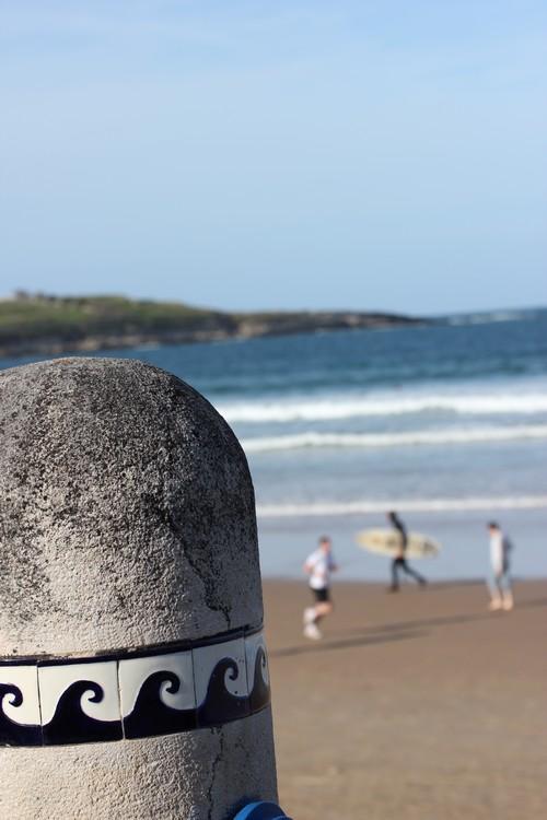 Santander-Cantabrie-Spain-Plage-Sardinero-beach-blogtrip-Bienvenue
