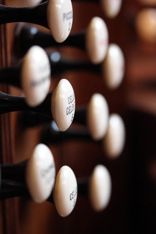 château de candé orgue
