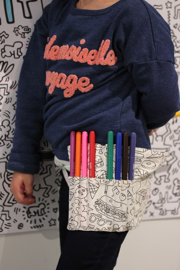 OMY_studio-Keith_Haring-Design-Coloring-Coloring_Belt-Ceinture_Artiste-kids-Showroom-Paris-10e-OMY_design_Play
