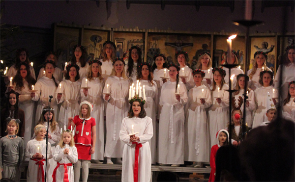 Goteborg-Sweden-Travels-Trip-Christmas-Santa_Lucia-Suede-singing
