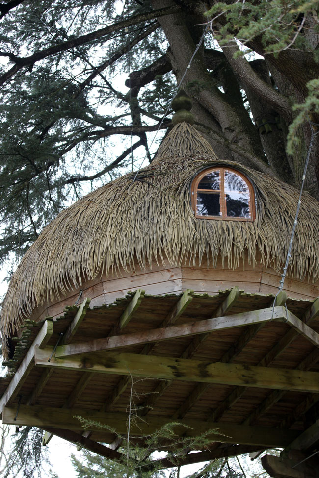le domaine des ormes bretagne cabanes insolite logis. Black Bedroom Furniture Sets. Home Design Ideas