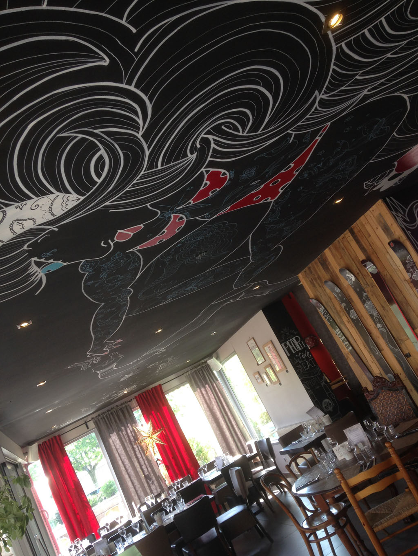 Mamie_Jane-Aix_Les_Bains-Hotel-Restaurant-Bar-Arty-Plafond