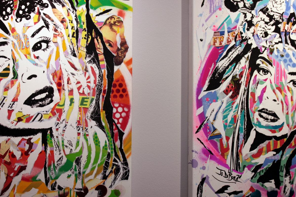 La_Vallee_Village-FashionmeetsArt-Outlet-StreetArt_event-Jo_Di_Bona-collage